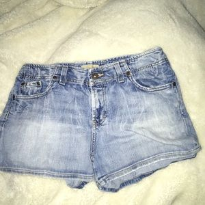 BKE Denim Shorts